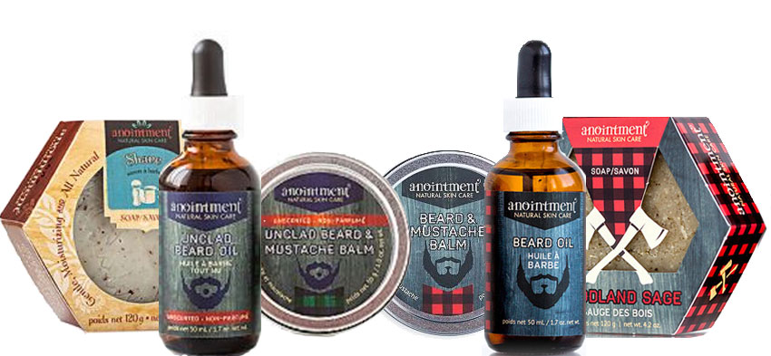 Anointment Men's Care