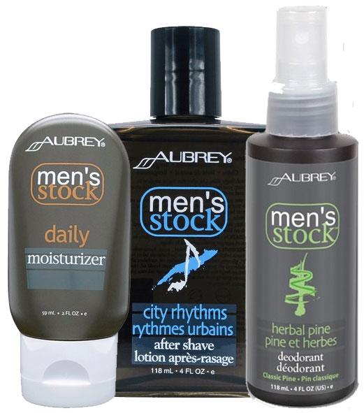 Aubrey Organics Men's Care