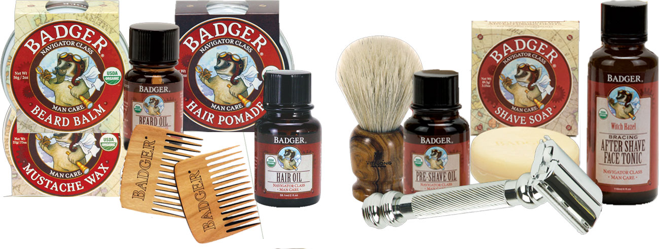 Badger Men's Care