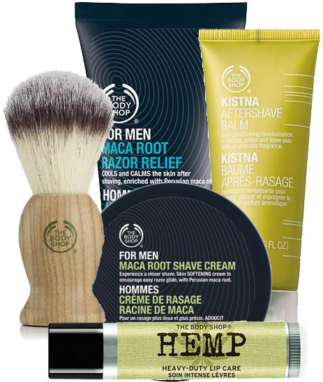 The Body Shop Men's Care