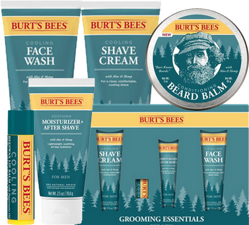 Burt's Bees Men's Care