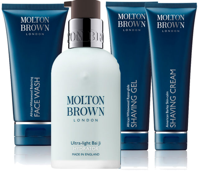 Molton Brown Men's Care
