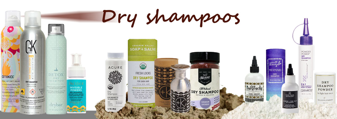 Cruelty Free Dry Shampoos