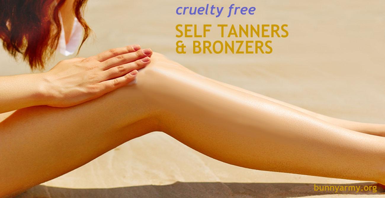 Cruelty-Free Self Tanners & Bronzers