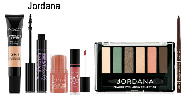 Jordana Makeup Makeover