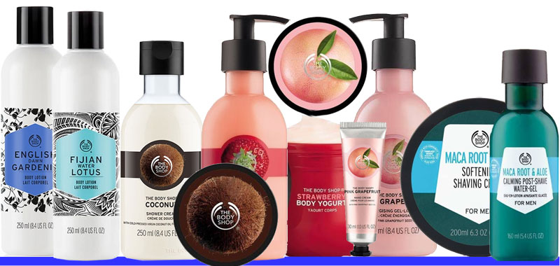 The Body Shop Personal Care