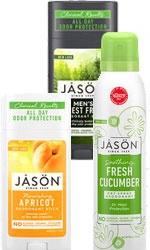 JASON Natural Deodorants