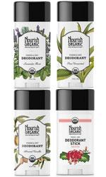 Nourish Organic Deodorants