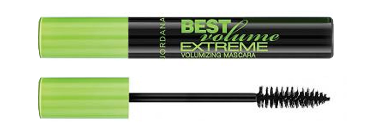 Jordana Best Volume Extreme Volumizing Mascara