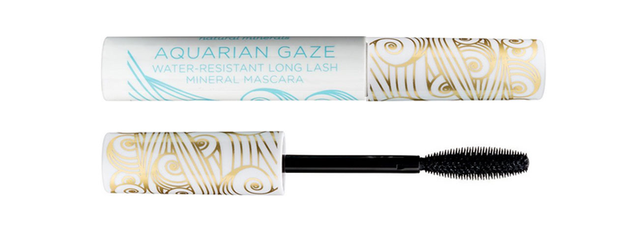 Pacifica Aquarian Gaze Water Resistant Long Lash Mineral Mascara